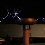 Did you ever know how to build a Tesla coil?